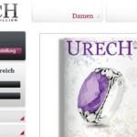 Bijouterie Urech online Shop – Schweiz