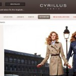 Mode online Shop – Cyrillus