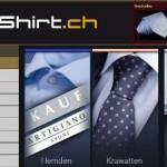 Hemden online bestellen – TheShirt.ch