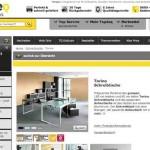 Büroeinrichtung online Shop – Design your work mit Topdeq.ch