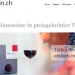 Wein online bestellen Schweiz – Hauswein.ch