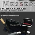Messer Schweiz online Shop