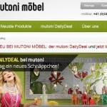 Möbel online Shop Schweiz – mutoni möbel