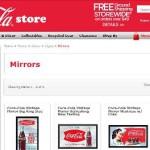 Coca Cola online Shop – Schweiz