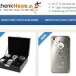 Geschenke online Shop – GeschenkHexe