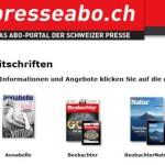 Zeitschrift online abonnieren – presseabo.ch