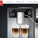 Melitta Kaffee online Shop