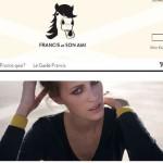 Accessoires online Shop Shweiz – Francis et son ami