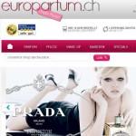 Parfums online Shop Schweiz – europarfum