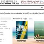 Buchhaus.ch – Bücher online bestellen
