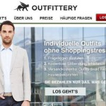 Outfittery online Shop Schweiz