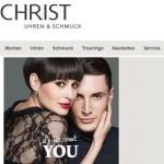 Christ Schmuck online Shop