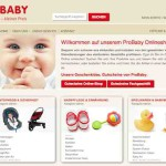 Pro Baby online Shop Schweiz