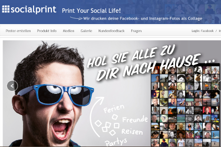 socialprint online Shop