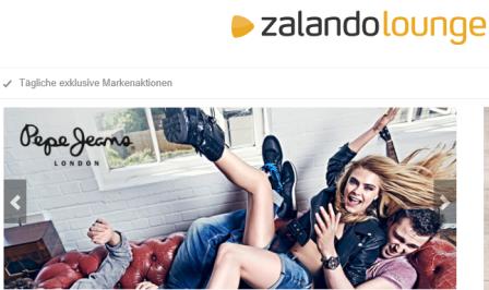 Zalando lounge Schweiz