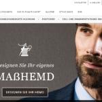 Hemden nach Mass online Shop Schweiz