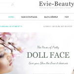 Gesichtspflege online Shop