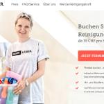 Putzfrau gesucht – Schweiz
