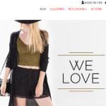 Stradivarius online Shop Schweiz
