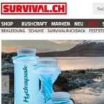 Survival Outdoor online Shop Schweiz