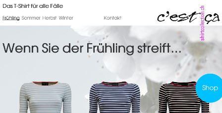 Shirtcolletion Online Shop